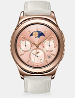 Samsung Gear S2 classic Rose Gold