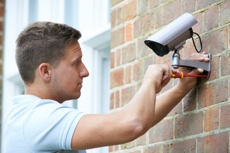 Properly service and maintain surveillance cameras.