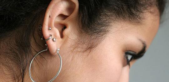 ear piercing care mistakes