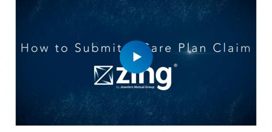 how to submit a care plan claim on zing video thumbnail