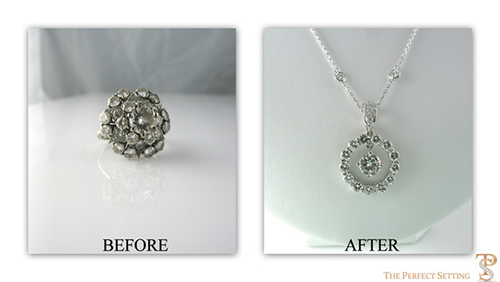 The Perfect Setting: Before and After